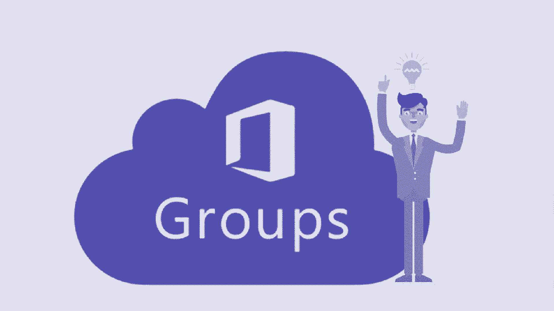 Office 365 Groups graphic
